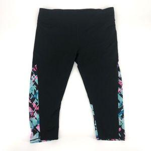 Fabletics cropped leggings XL